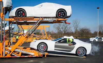 Si has pedido un 2015 Corvette Z06 puede llegarte esta semana