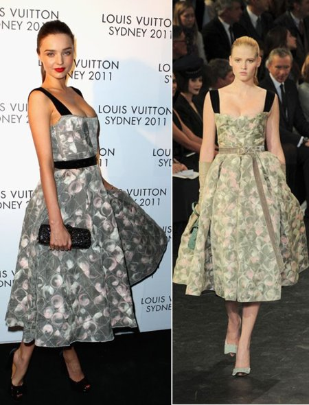 Miranda Kerr Louis Vuitton