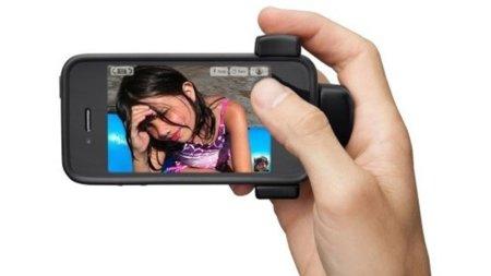 Belkin LiveAction Camera, dos accesorios para tomar fotos con el iPhone