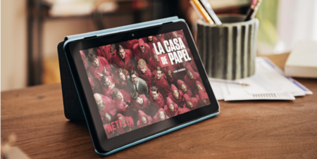 Nueva tablet Fire HD 8 ya a la venta en España: así queda el catálogo de tabletas de Amazon tras su lanzamiento