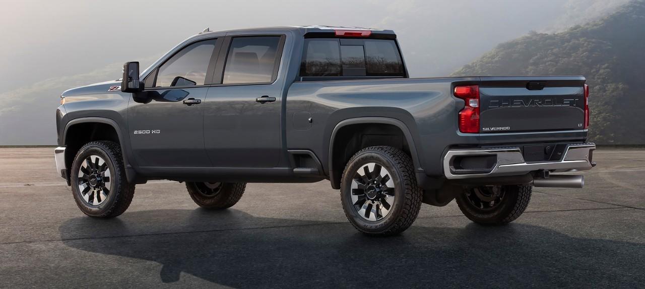 Foto de Chevrolet Silverado 3500 HD 2020 (8/9)
