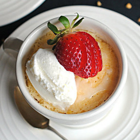 Las mejores recetas de Mug-cakes (y siete preciosas tazas para que queden de lujo)
