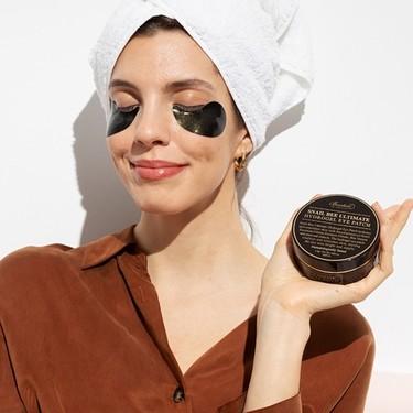 17 parches para el contorno de ojos que además de hidratar evitando arrugas nos ayudan a reducir las ojeras y bolsas en un pispás