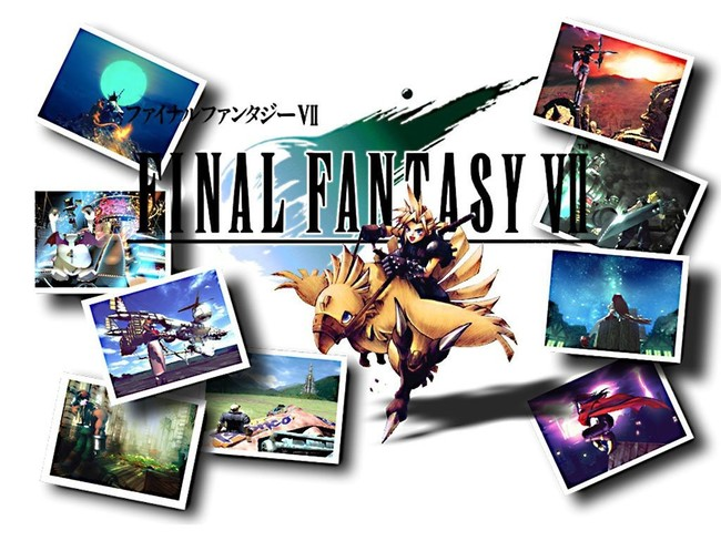 Final Fantasy Vii Wallpaper By Final Fantasyviiclub