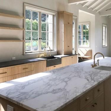 Encimeras de cocina; guía práctica para elegir las opciones y materiales que más te convengan