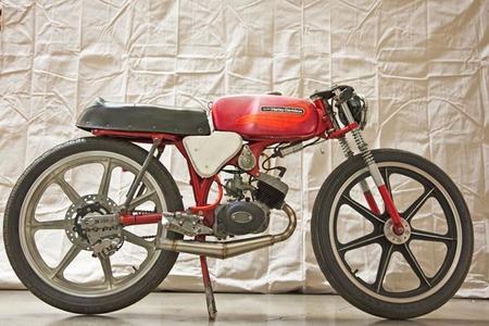 Aermacchi M65 Leggero by Roland Sands Designs