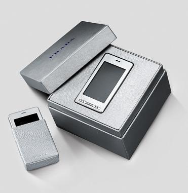El nuevo teléfono móvil de Prada