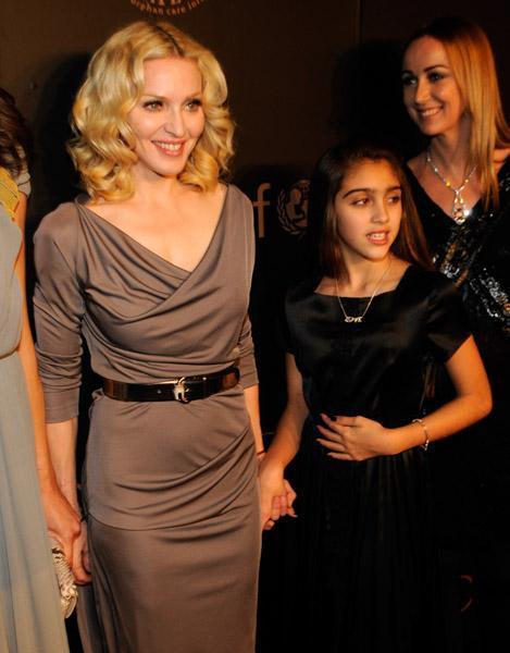 Foto de Celebrities en la fiesta benéfica de Madonna y Gucci para Unicef (5/8)