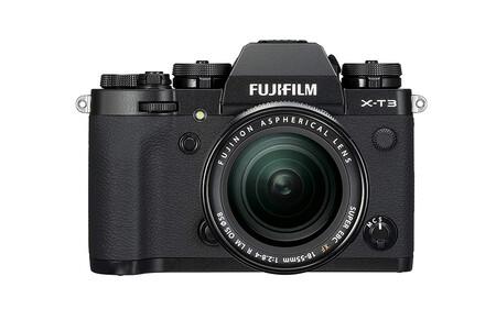Fujifilm X T3 18 55