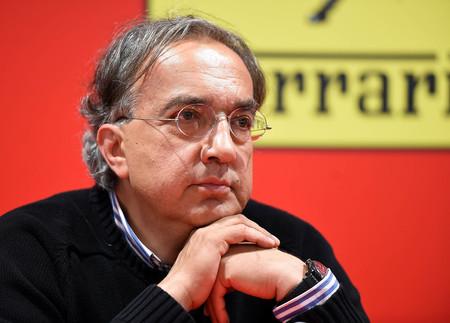 Sergio Marchionne Ferrari