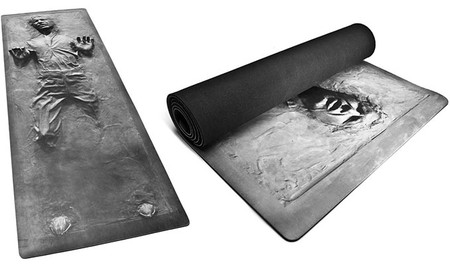 Onnit Han Solo Carbonite Yoga Mat