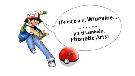 Google adquiere Widevine y Phonetic Arts