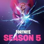 Si los dataminers no se equivocan, la Temporada 5 de Fortnite durará una semana más de lo habitual