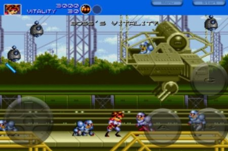 'Gunstar Heroes' ya disponible en la App Store