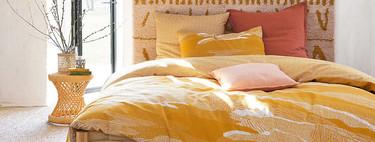 Buscando inspiración para sustituir la mesita de noche del dormitorio por otro elemento (cinco ideas)