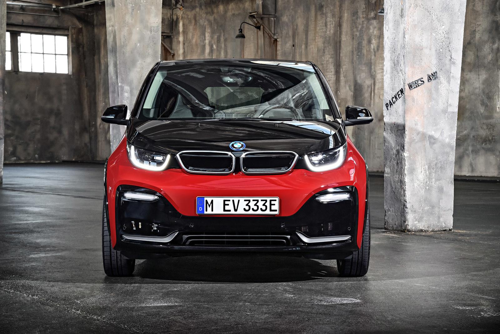 Foto de BMW i3 y i3s 2018 (92/139)