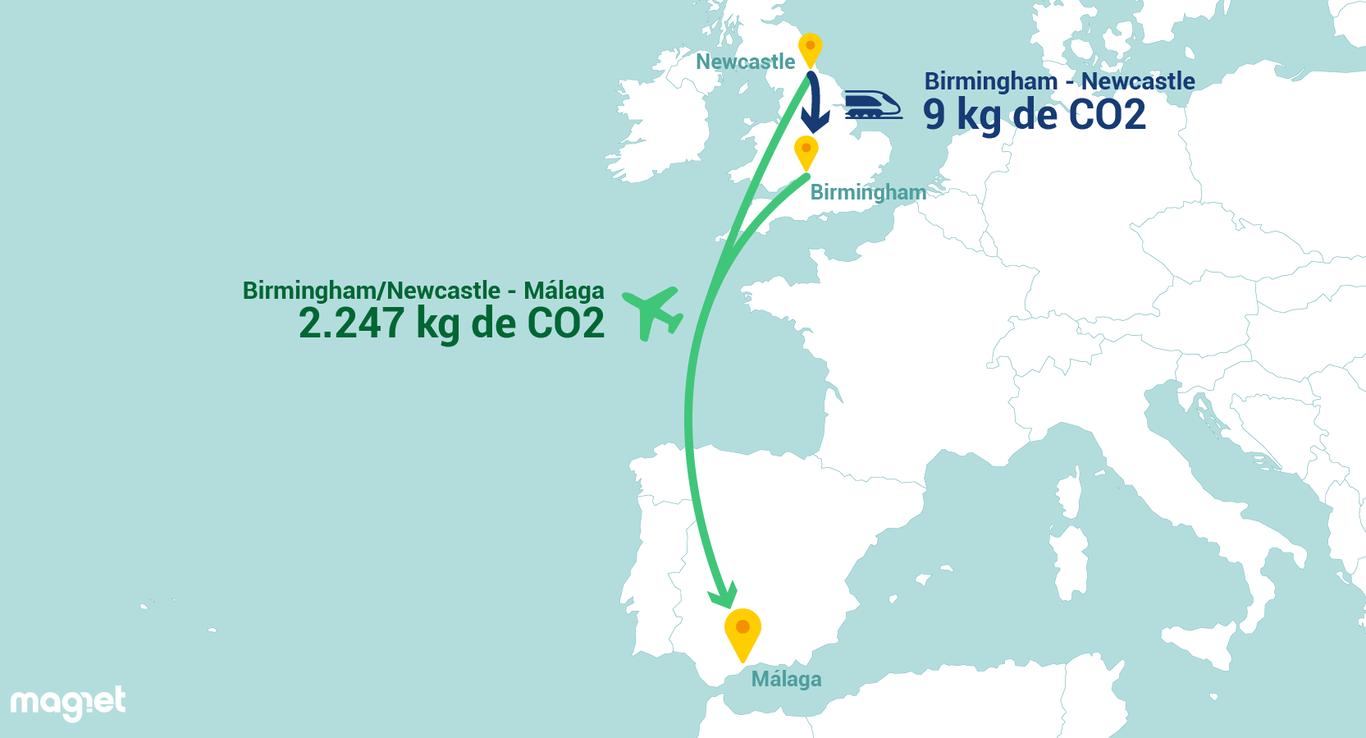 fe2383c1f78cf Dos inglesas quedaron en Málaga porque un avión les salía barato ...