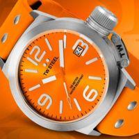 El color del éxito: relojes TW Steel