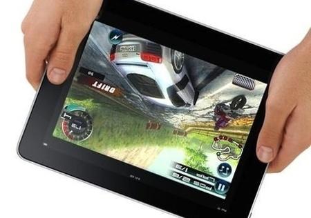 iPad, ya lo han probado con juegos y la cosa no acaba de funcionar