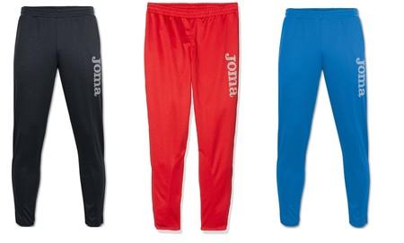 En Amazon tenemos  pantalones largos de chándal para hombre Joma Gladiator desde sólo 9 euros