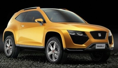 Seat Tribu Concept, sorpresa para Frankfurt: ¿la base del nuevo Ibiza?