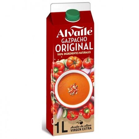 Gazpacho Alvalle Original