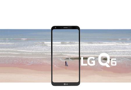 LG Q6, análisis: atacando a la gama media por diseño y pantalla, no con potencia