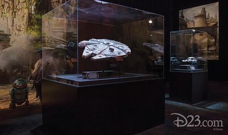 Star Wars Disney Parks Images Millennium Falcon