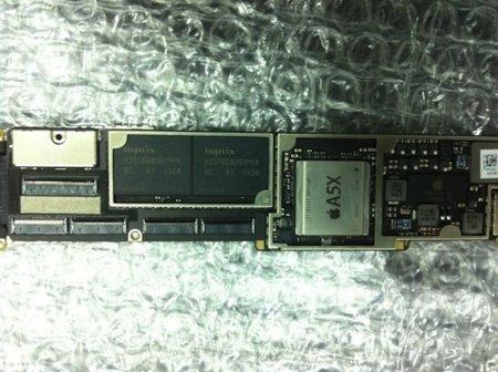 Más rumores sobre el iPad 3: A5X en el procesador y pantalla Retina Display