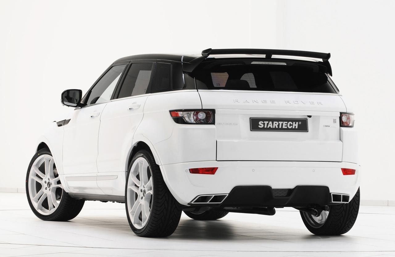 Foto de Startech Range Rover Evoque (14/31)