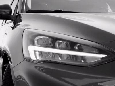 El Ford Focus 2019 nos muestra alguna de sus armas en este primer vídeo teaser
