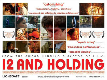 Trailer de 'El fin de la inocencia' ('Twelve And Holding')
