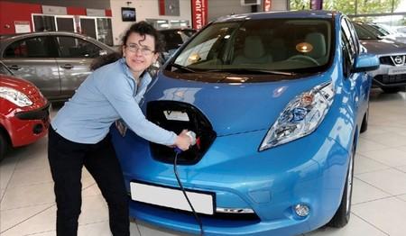 10.000 Nissan LEAF en Europa