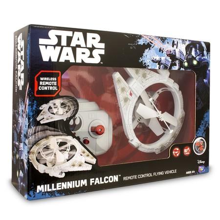 Star Wars Drone Volador Millenium Falcon