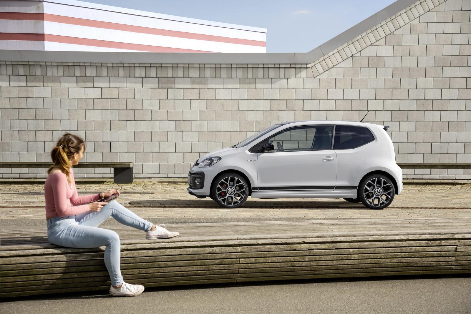Foto de Volkswagen Up! GTI (14/17)