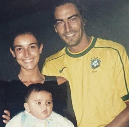 Instagram ya sabe quién es el padre de la primera nena de Blanca Romero