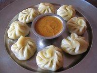 Los momos: un plato típico de la cocina de los Himalayas