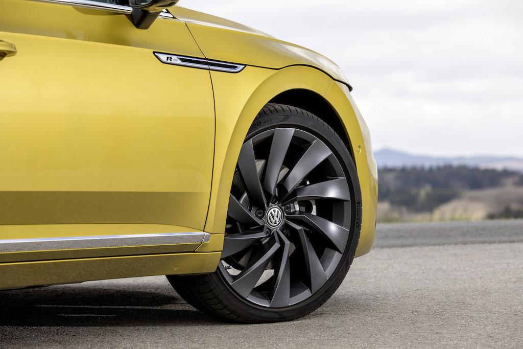 Foto de Volkswagen Arteon (14/25)