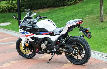 Moto S450rr Copia China Bmw S1000rr
