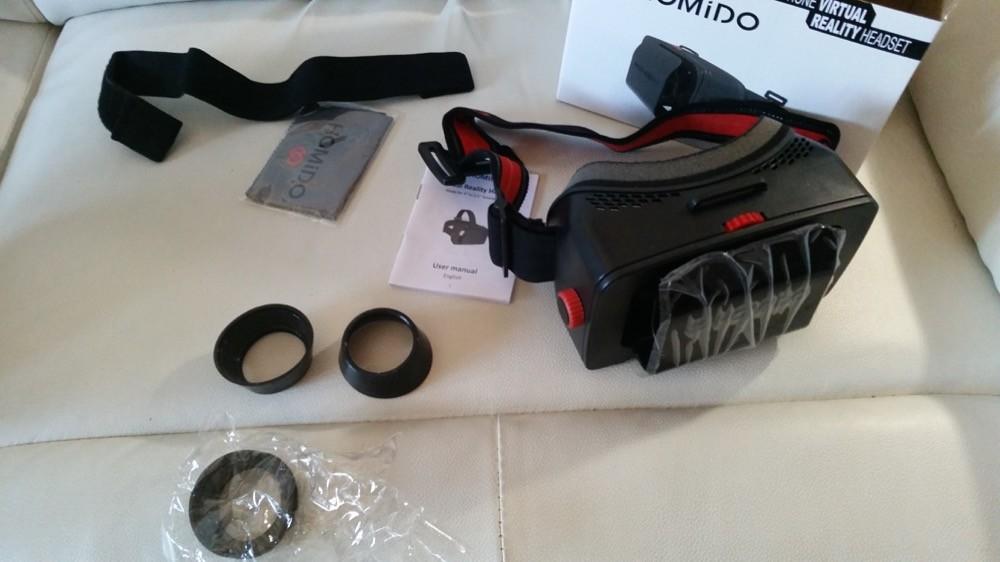 Homido brings virtual reality to our smartphone: Analysis - tinoshare.com