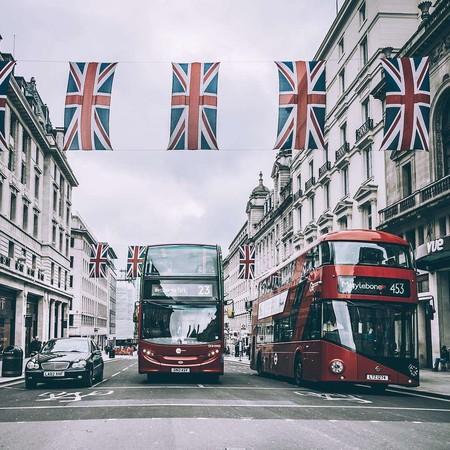 2. Londres, en Reino Unido