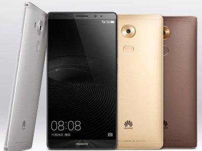El Huawei Mate 9 entraría en la carrera de la memoria con 256 GB y 6 GB de RAM