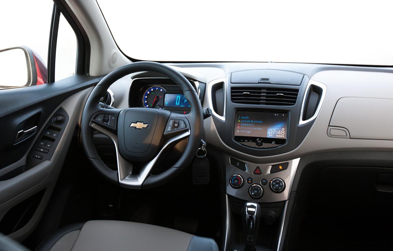 Foto de Chevrolet Trax 2013 (17/18)