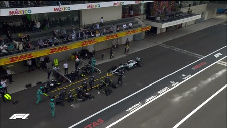 Hamilton Gp Mexico F1