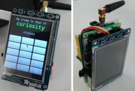 FreePhone es el smartphone casero que te puedes montar con una Raspberry Pi