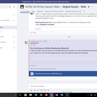 Microsoft lanza oficialmente Teams para Office 365, su competidor de Slack y Hangouts Chat