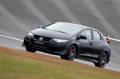 Nuevos motores Honda VTEC Turbo: el primero, para el Honda Civic Type R