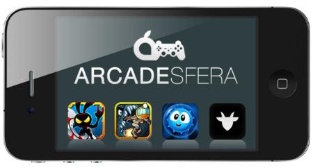 Arcadesfera: lanzamientos de la semana (XLVIII)