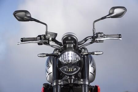 Triumph Trident 2020 Prueba 048