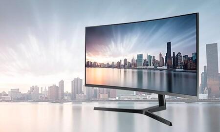 ¿Buscas monitor ultrawide? El Samsung C34H890 ahora cuesta 70 euros menos en Amazon